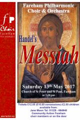 May 2017 - Messiah