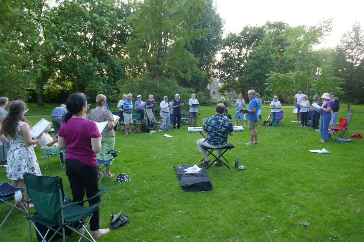 Open Air Rehearsal, 19 July 2021 (1)