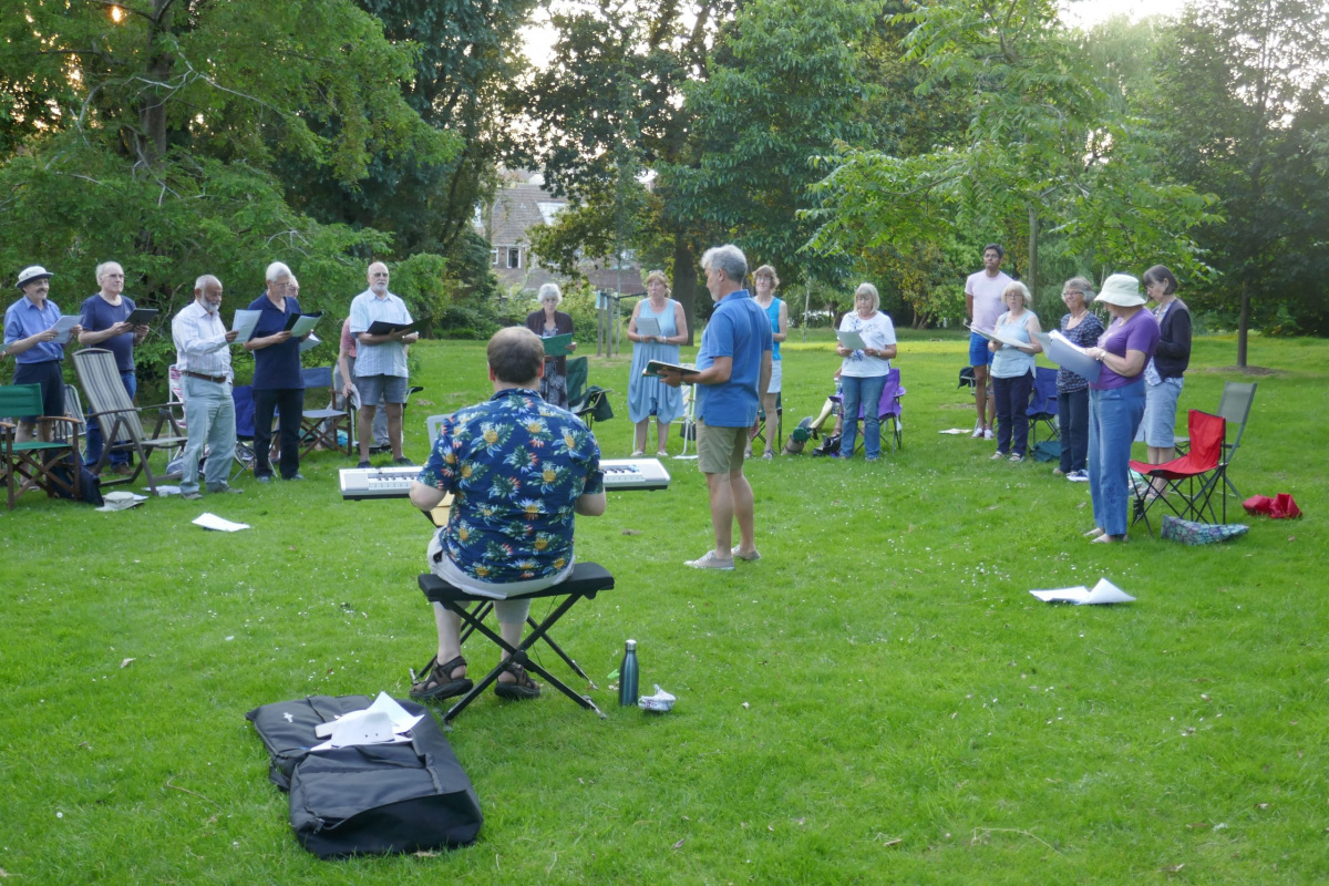 Open Air Rehearsal, 19 July 2021 (3)