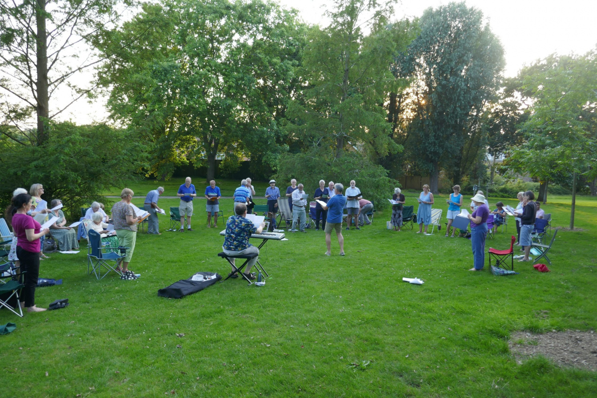 Open Air Rehearsal, 19 July 2021 (2)