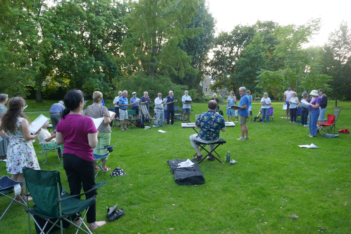 Open Air Rehearsal, 19 July 2021 (7)
