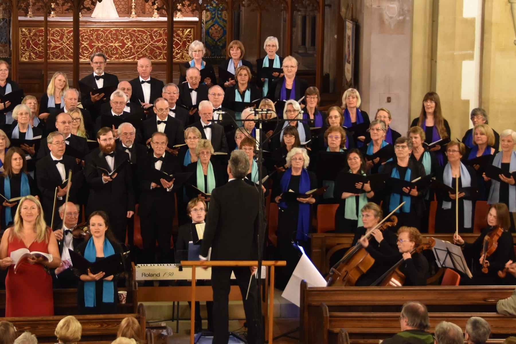Fareham Philharmonic Choir